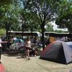 Campamento en Cordoba